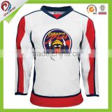 sublimated custom cheap chicago blackhawks hockey jersey wholesale