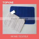 Fashion New design 100% zhejiang products pvc bath mat