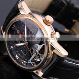 Tourbillon Mens Watch Man Automatic Mechanical Men Fashion Watch WM327