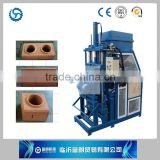 Great Half-automatic interlocking brick machine /compressed stabilized earth blocks FL1-10