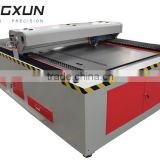 Ultra Pulse Co2 Fractional Laser Machine Cnc 40w RF Stencil Laser Cutting Machine LX1325SL 8.0 Inch