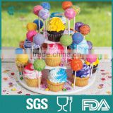EA1001 color box for Cake Pop & Cupcake Stand