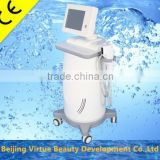 Skin Tightening Virtue Beauty Ultrasound HIFU Face Lift&HIFU Slimming Together In One Machine Face Lifting