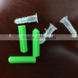 plastic wall screw plug