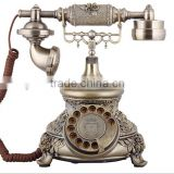 European-style garden antique telephones retro telephone landline telephone home new upscale creative Alice