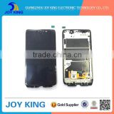 100% tested brand new original quality for motorola xt1080 lcd with digitizer assembly + frame