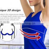 hot custom gym yoga bodysuit vest 2001