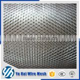 expanded metal mesh for trailer flooring deck gates