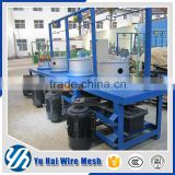Automatic welded wire mesh machine 3 to 5mm with single servo motor                                                                         Quality Choice