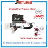 Original JAC car auto power window closer Tongyue Rs Refine