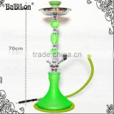 acrylic hookahacrylic hookah shisha bright blue/red/gold yellow/ very beautiful china shishahookahart hookah