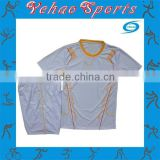 Hot brands custom soccer jersey uniform soccer training clothing