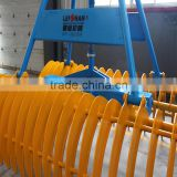 Scrap grapple used in paper mill/ used electronic scrap