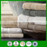 100%cotton 21s2 plain dobby 36x76cm 170g thick solid terry softtextile hand towel for hotel