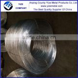 new premium flat zinc coated galvanized wire for building materials                                                                         Quality Choice
