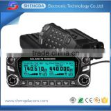high quality vhf uhf dual band quad band radios two way sale/ mobile radio transceiver
