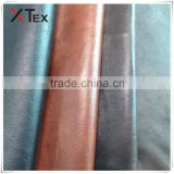 wholesale embossed synthetic imitation leather, vinyl fabrics for sofa furniture raw material price per meter