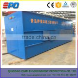 Container type sewage disposal equipment/MBR membrane integration of water treatment plant