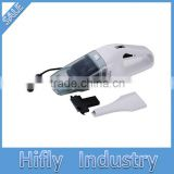 HF-805 12v portable car vacuum cleaner & handheld mini Easy Adjustable Air car vacuum cleaner
