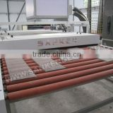 High Pressure Wind System Glass Washing Machine