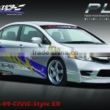 PU body kit for HONDA-09-CIVIC