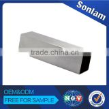High Quality Best Price Custom Made Practical Aisi 304 Stainless Steel Seamless Square Pipes