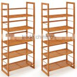 nature solid wood shelf for bookcase