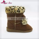 2016 Factory Direct Hot sale New Fashion Cheap Price Warm Suede Kids Winter Snow Boots                                                                         Quality Choice                                                     Most Popular