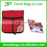 Thermal heated pizza delivery bag,pizza cooler bag,insulated cooler bag                                                                         Quality Choice