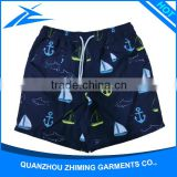 China Top Supplier Mens Beach Towel Shorts Custom Printed Boardshorts Neoprene Swim Shorts
