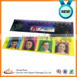 Promotional 3D 14CM plastic ruler ,printing ruler made in China                                                                         Quality Choice