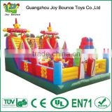 clown inflatable playground,funcity inflatable in china ,inflatable playground wholesales