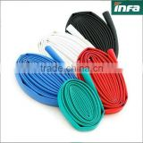 Multi-colored insulation sleeve,flexible water-proof pipe sleeve,flexible pvc pipe insulation sleeve
