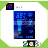 bl(Bolong) alibaba wenzhou/shenzhen electronic air-conditioner/temp meter graphic VA backlit high contrast negative lcd display