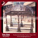 Beautiful Fashion Classic Cast Iron Gazebo