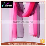 new arrival spring fashionable personalized excellent silk scarf made of the 100% pure silk
