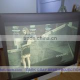 Supply back projection screen translucent vinyl from $35