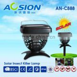 Outdoor Portable Electronic solar mosquito trap lamp AN-C888