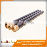 supply concrete pump parker hose with high pressure
