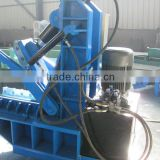High efficiency waste tire strips cutter machine