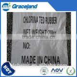 best quality of chlorinated rubber powder CAS no 9006-03-5 for adhensive additive in painting