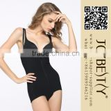 Women briefs body shaper underwear control underbust corset with multiway straps to wear of top