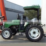 Enfly brand DQ504 50HP 4x4 4WD wheel farm tractor with canopy for sale                                                                                                         Supplier's Choice