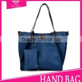 2015 alibaba china online shopping new products blue PU handbags designer bags handbags fashion for women from China supplier