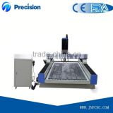 1200*1800*200mm Working Area Stone CNC Router with 3.0kw Water Cooled Spindle, T Slots Table