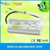 High quality waterproof led power supply 200w for water pumps and aquarium aerator usage