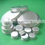 best qualtiy aluminium lid for can candle yogurt cup wine