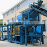 QT10-15 fly ash block machine supplier