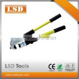 LSD High Quality10years EP-410hydraulic crimp tool for copper and aluminum terminal 145cc 12ton Hydraulic pressure tool electric