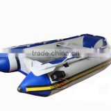 Top quality special inflatable racing boat